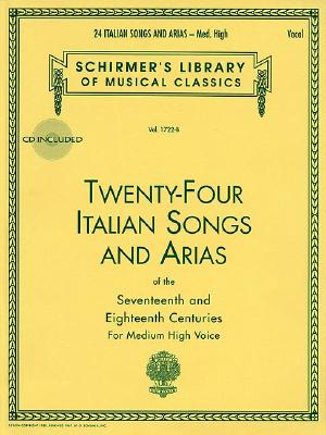 24 Italian Songs and Arias By Keene, John (CON)